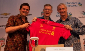 Reds host Indonesian press conference